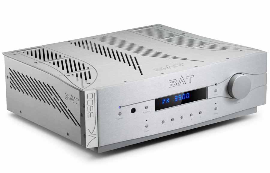 Balanced Audio Technology VK-3500 Hybrid Integrated Amplifier