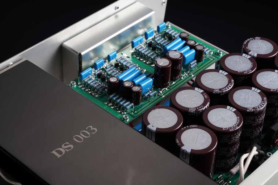 DS AUDIO DS003 Optical Cartridge
