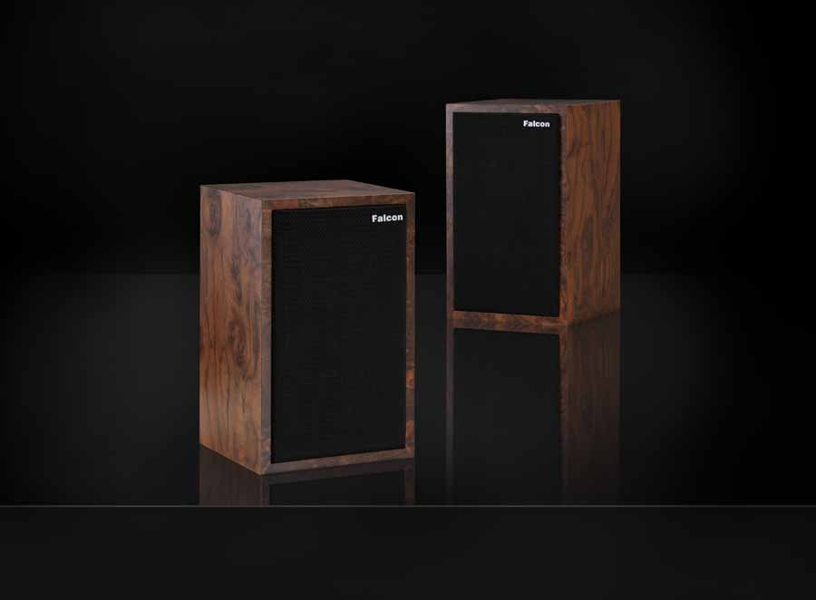 Falcon Ls3/5a loudspeakers