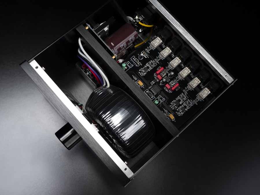 Clones Audio Amp inside