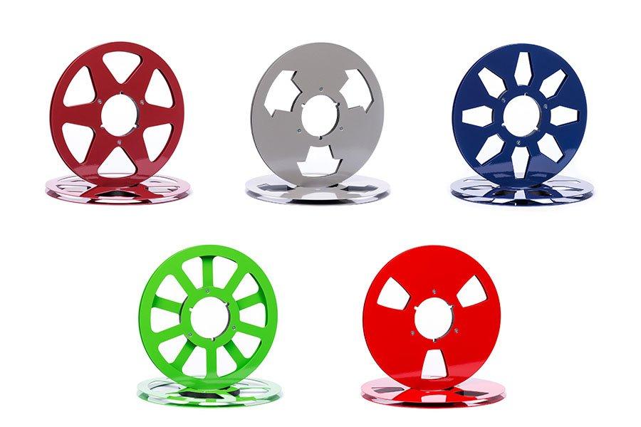 SEPEA Audio Budget Lacquered Aluminium Tape Reels