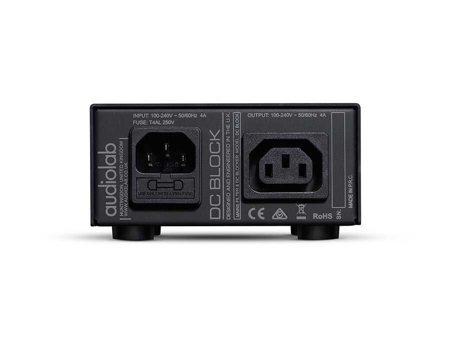 Audiolab DC Block Launched