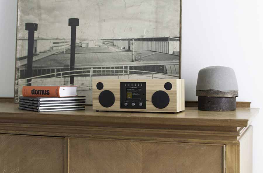 Como Audio Appoint Connected Distribution