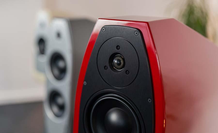 EgglestonWorks Artisan Series Loudspeakers