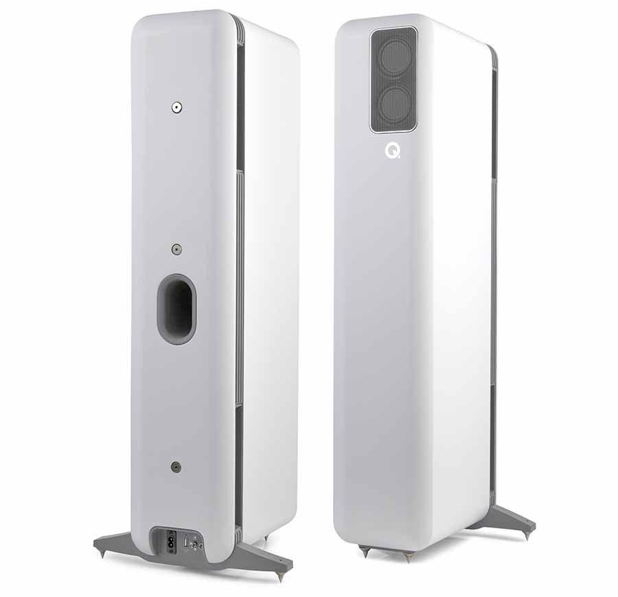 Q Acoustics Q Active 400 Floorstanding Speakers