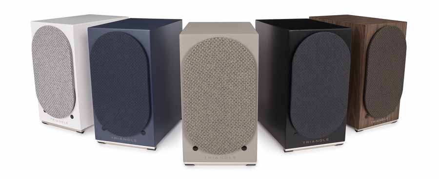 Triangle AIO TWIN Connected Speakers