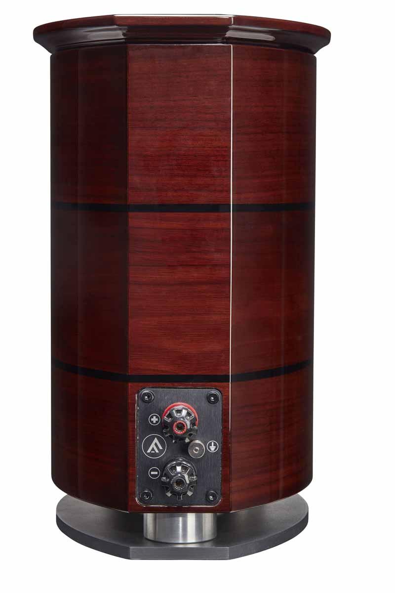 Fyne Audio F1-5 loudspeakers Rear view