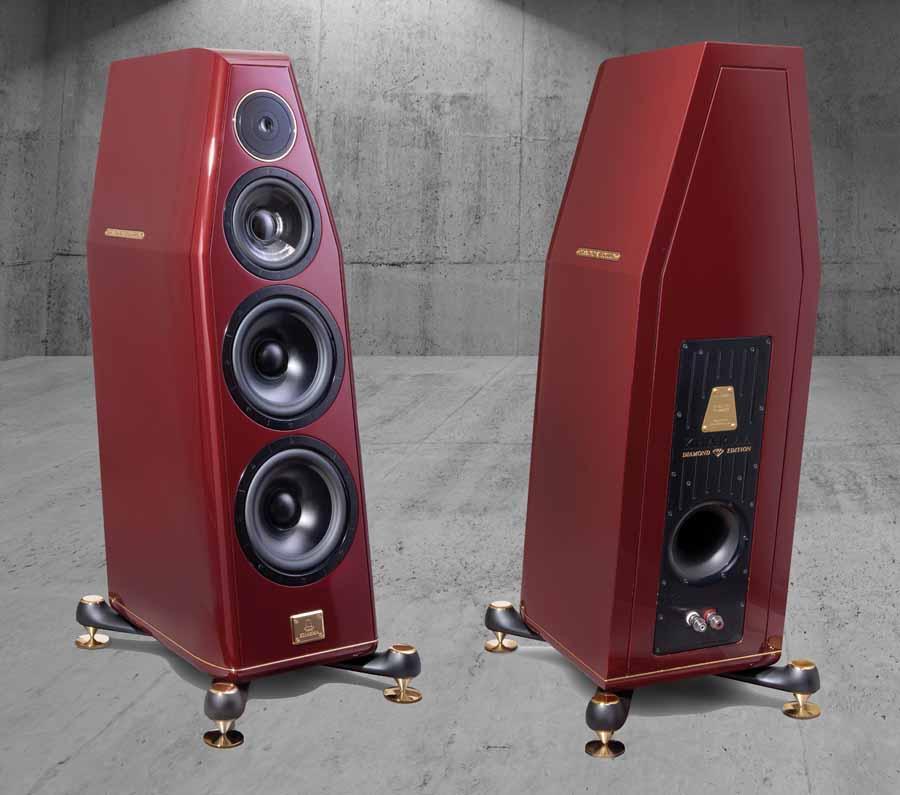 Kharma Elegance dB9-S Diamond Edition Loudspeakers
