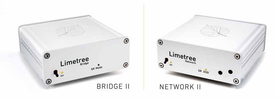 Lindemann Limetree NETWORK II and BRIDGE II