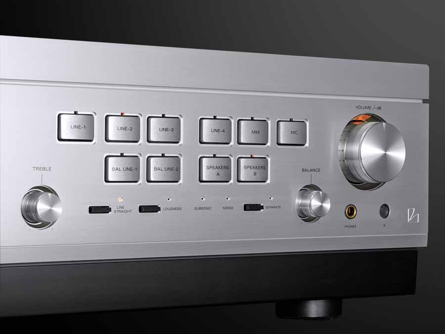 Luxman L-595A SE Integrated Amplifier