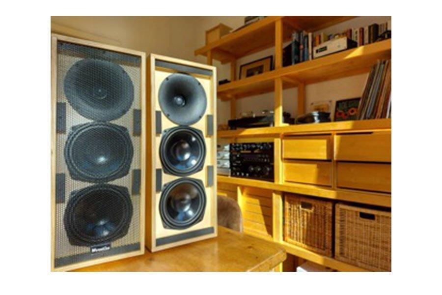 New British Brand Mycetias Audio