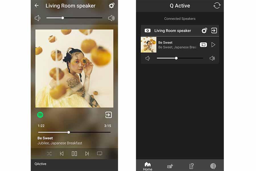 Q Acoustics Q Active App