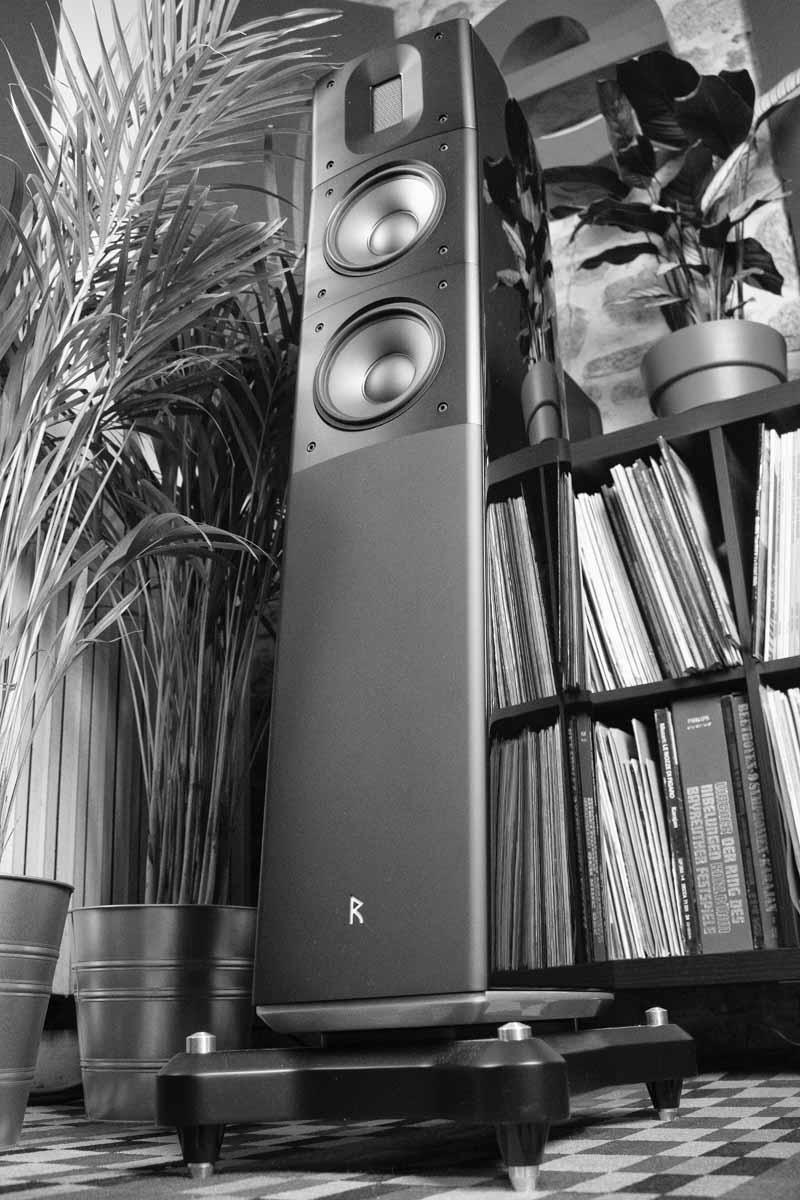 Raidho TD2.2 loudspeakers