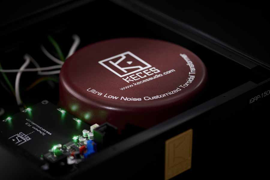 KECES Audio IQRP-1500 Ultimate Power Conditioner