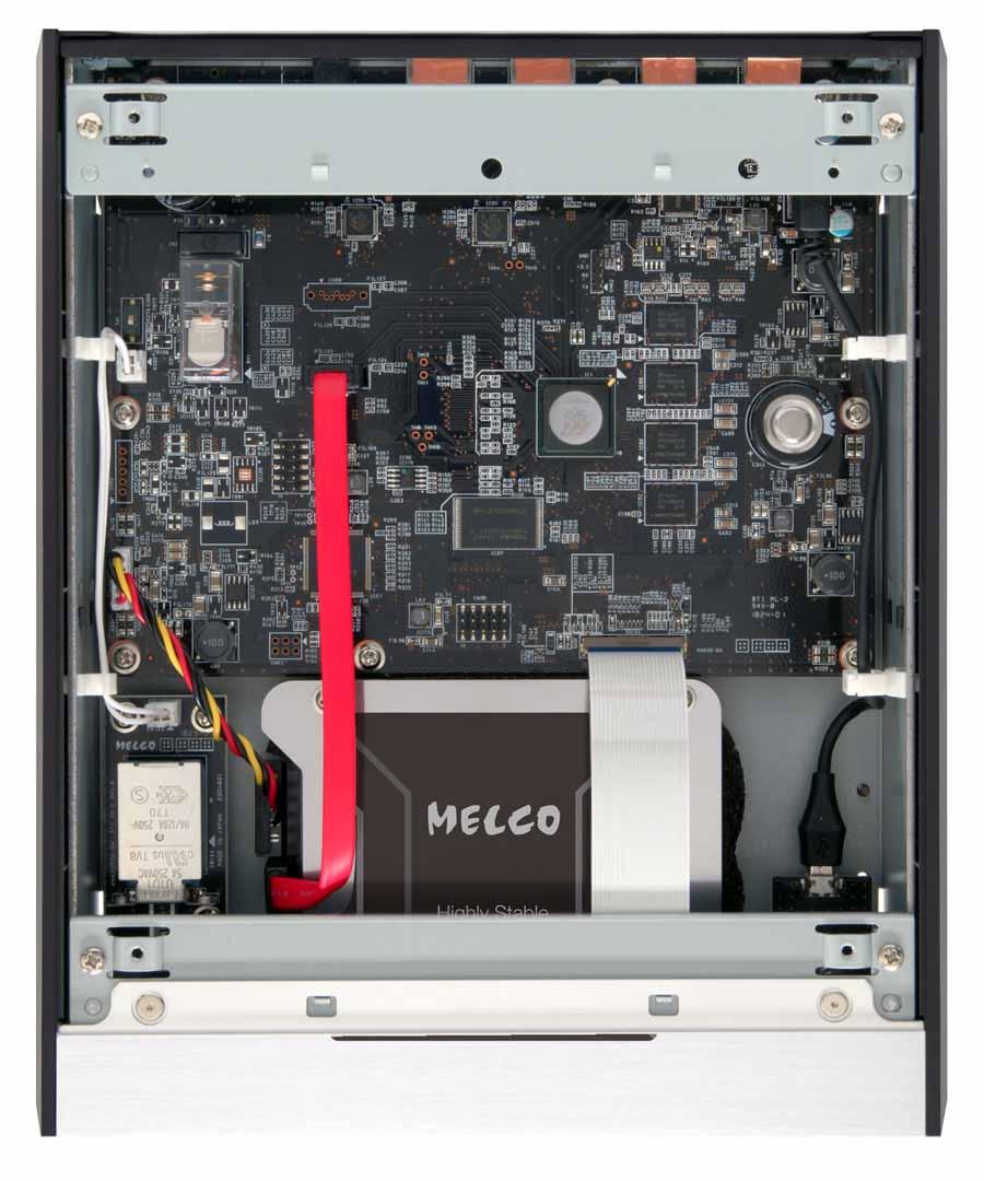 Melco N100-H50 Digital Music Library
