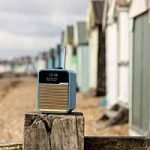 Ruark R1 Beach Hut Blue Radio