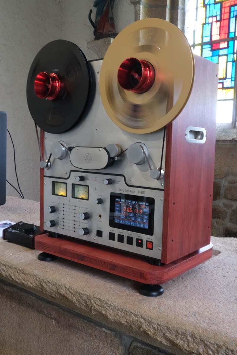 Analog Audio Design Reel to reel 1
