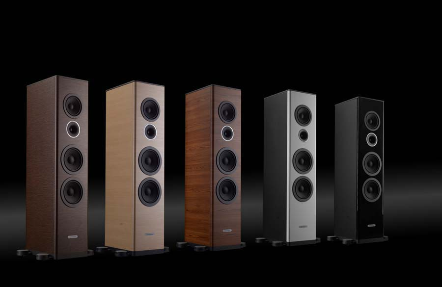 Audio Solutions Ovation O305F Loudspeakers Multi
