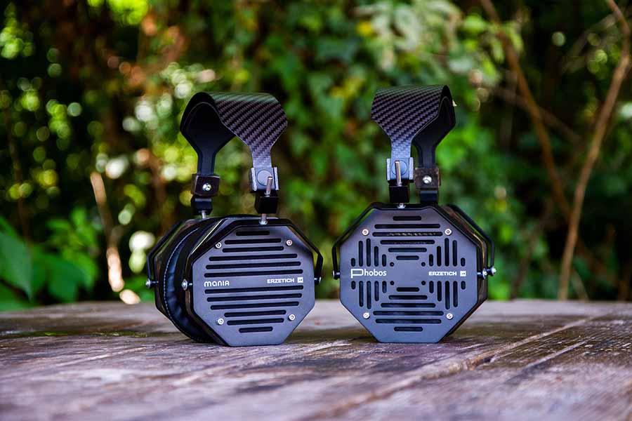 Erzetich Mania and Phobos Headphones