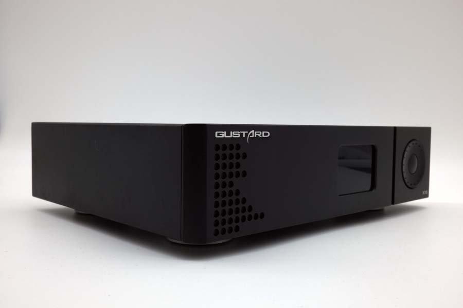 Gustard X16 DAC Front