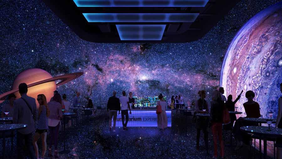 HOLOPLOT 3D Audio At Illuminarium Atlanta