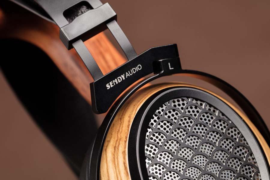 Sendy Audio AIVA Headphones Detal 2