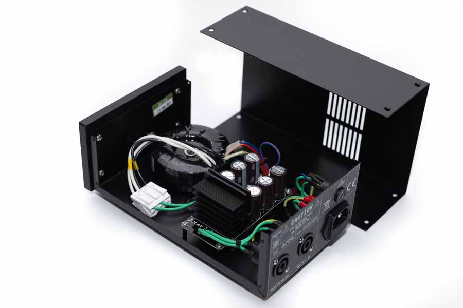JCAT INITIO 3 Linear Dual-Output Power Supply