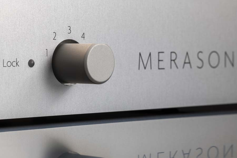 Merason Frérot DAC knob