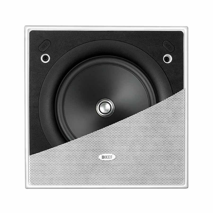 KEF Ci160ES In Wall/Ceiling Architectural Speaker
