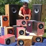 LP Speakers Bespoke Loudspeakers