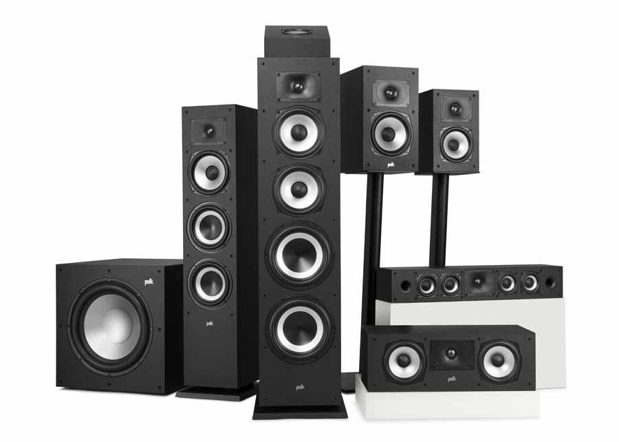 Polk Audio Monitor XT Series