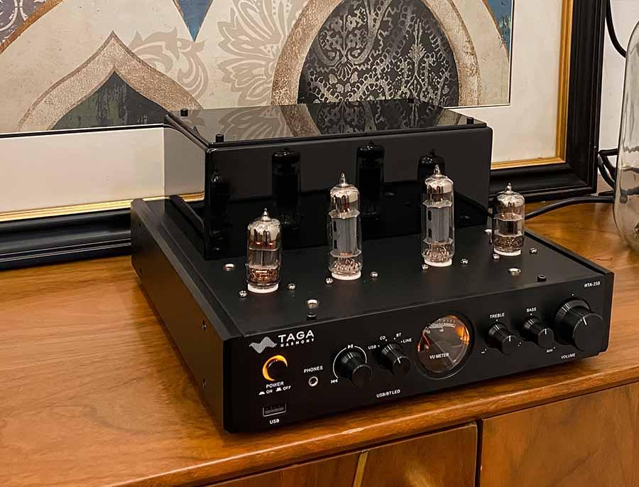 TAGA Harmony HTA-25B Hybrid Amplifier