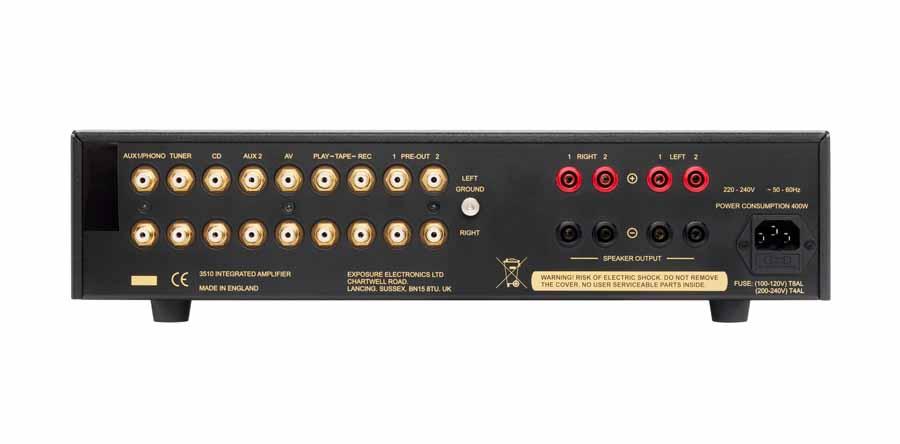 Exposure 3510 Integrated Amplifier