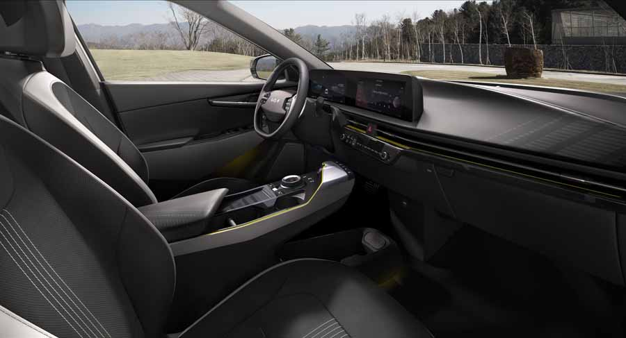 Kia EV6 Meridian Audio System