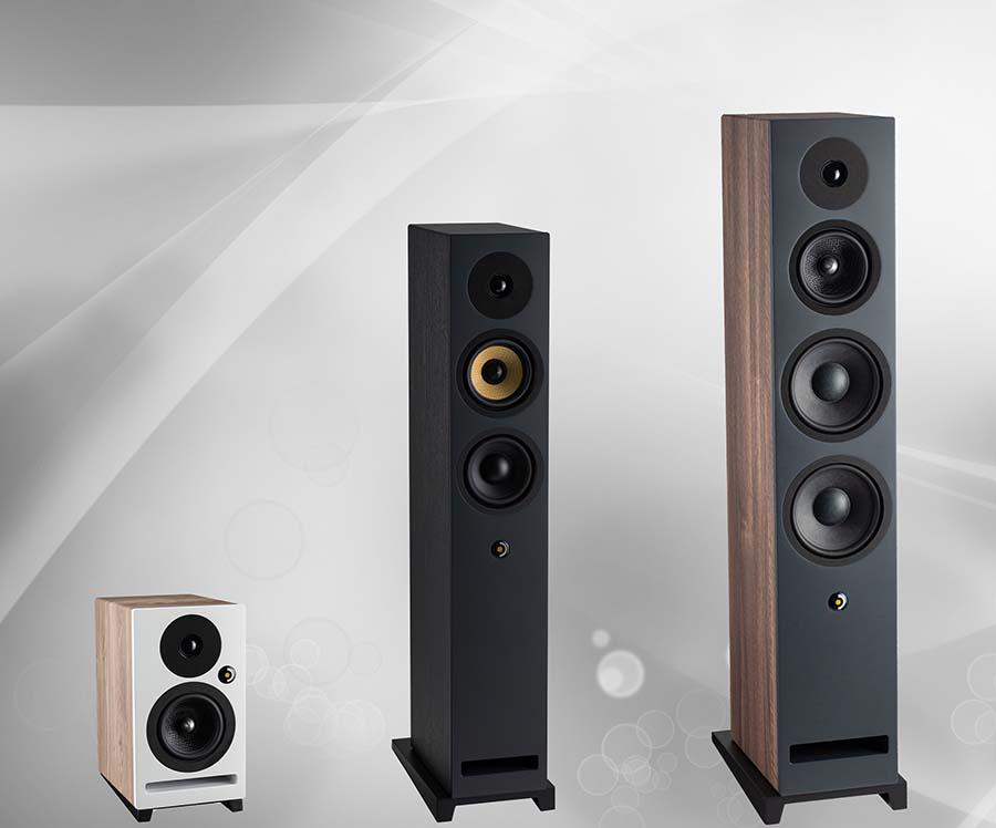 Davis Acoustics Krypton 3 And Krypton 9 Loudspeakers