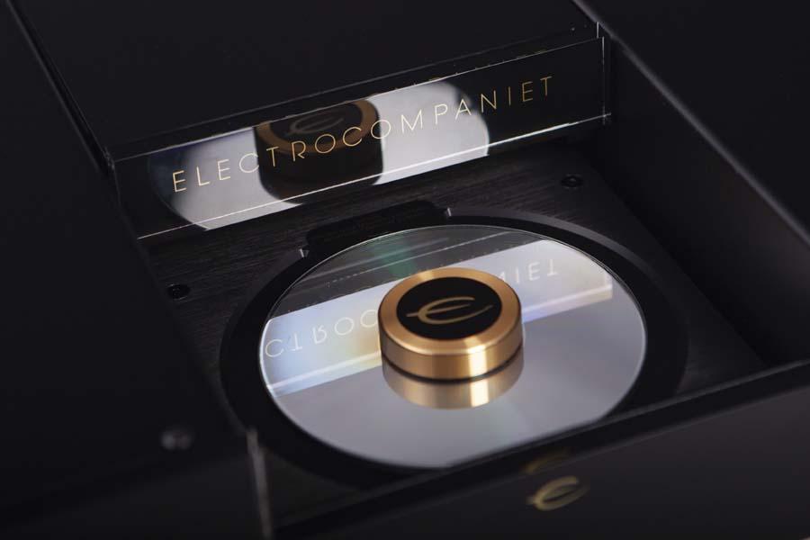 Electrocompaniet EMC 1 MKV CD Player Draweer