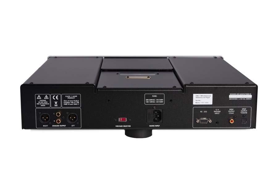 Electrocompaniet EMC 1 CD Player