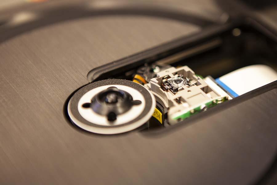 Electrocompaniet EMC 1V CD Player