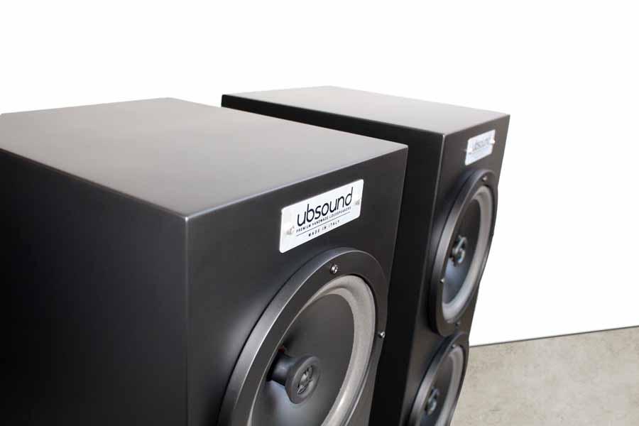 Ubsound Multico ML68 Loudspeakers