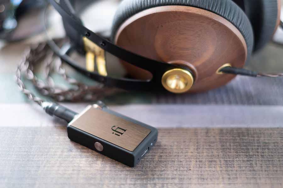 iFi GO Blu Mobile Bluetooth DAC/Headphone Amp