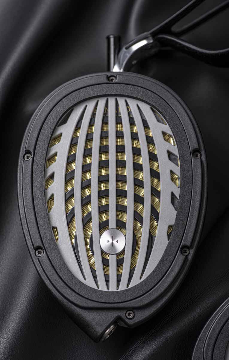 Meze Audio ELITE Isodynamic Headphones