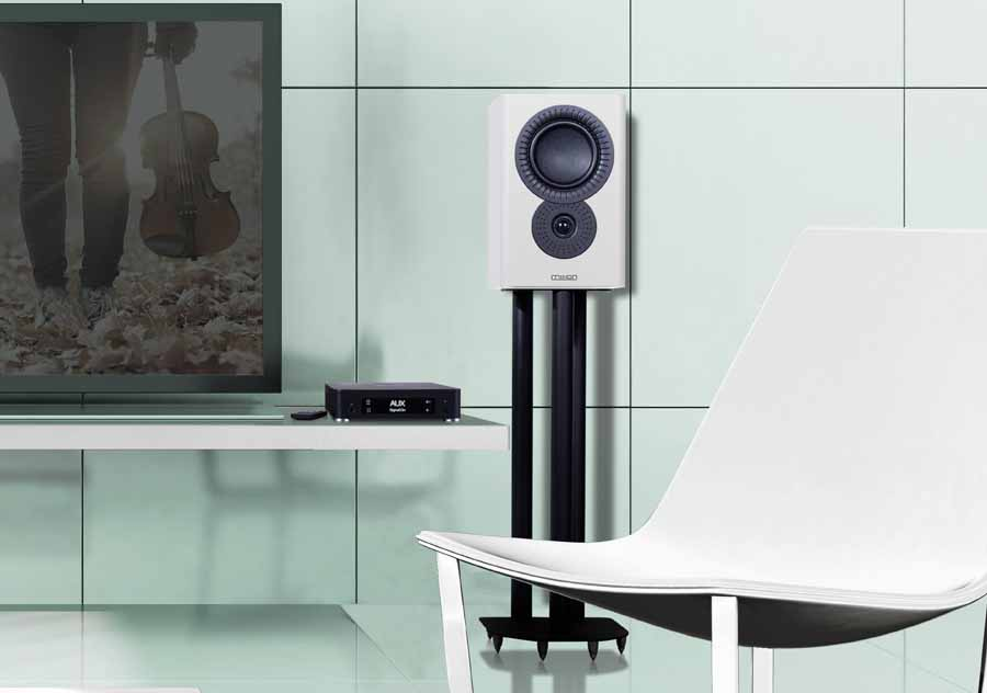 Mission LX Connect Compact Wireless HiFi System