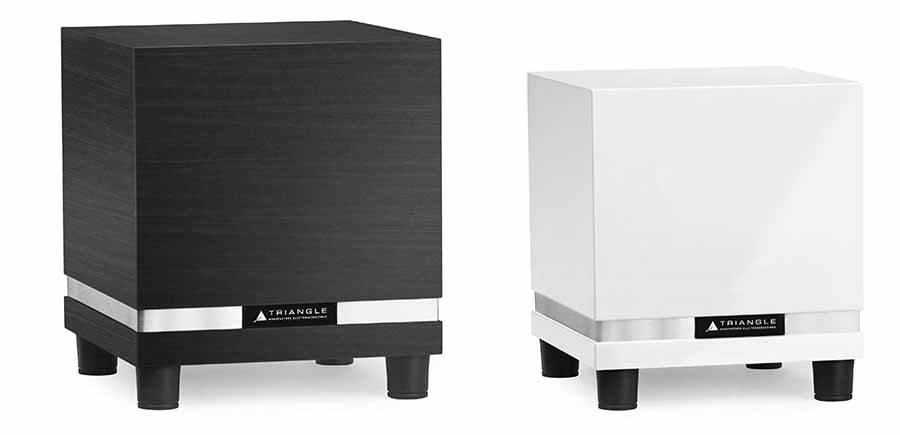 Triangle Thetis 300 And 340 Subwoofers