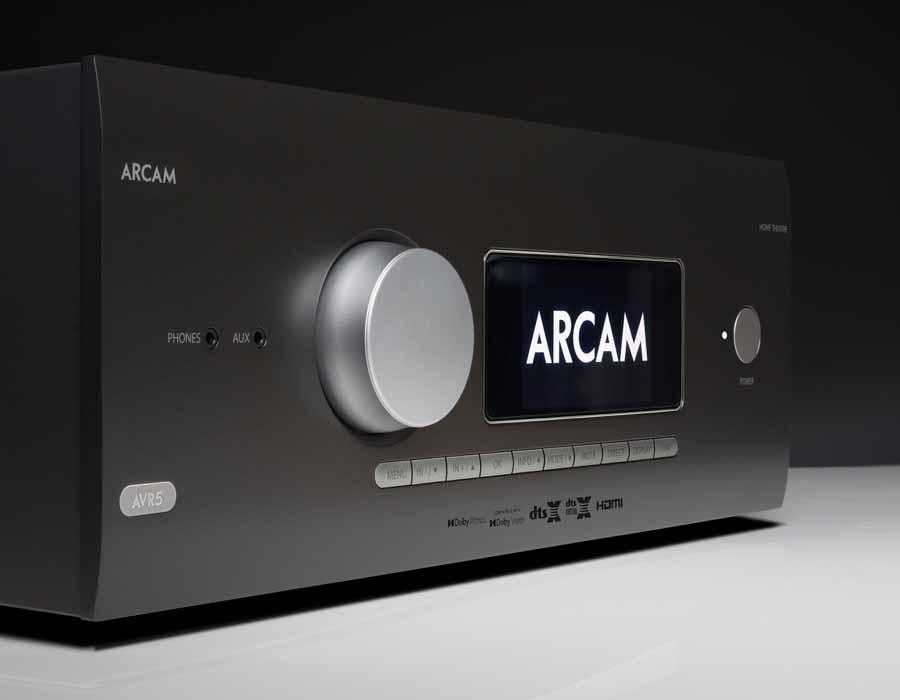 ARCAM AVR5 AV Receiver
