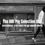The HiFi Pig Selection Box October 2021