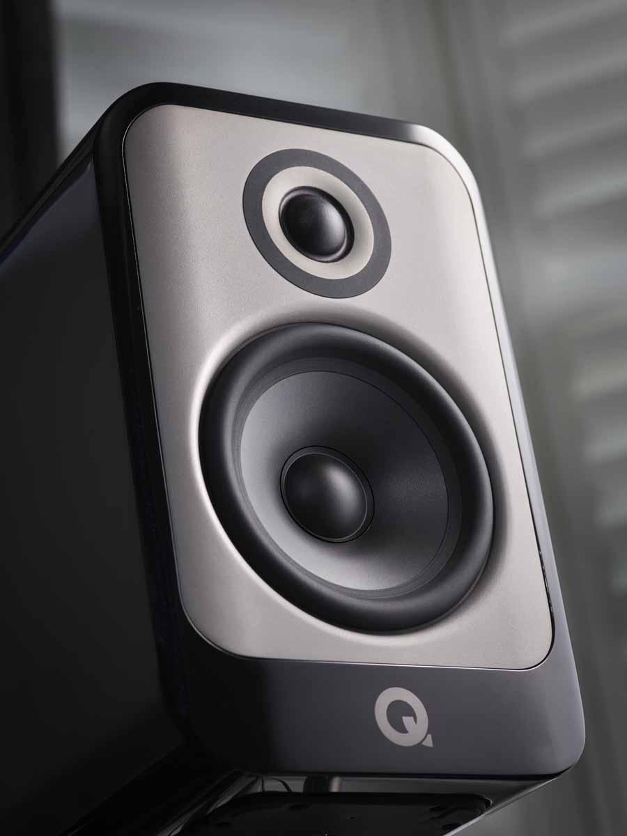 Q Acoustics Concept 30, Concept 50 And Concept 90