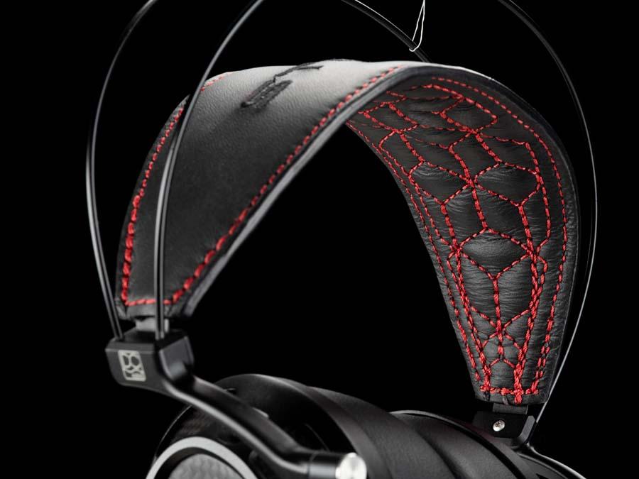 Dan Clark Stealth Headphones Detail Headband 2