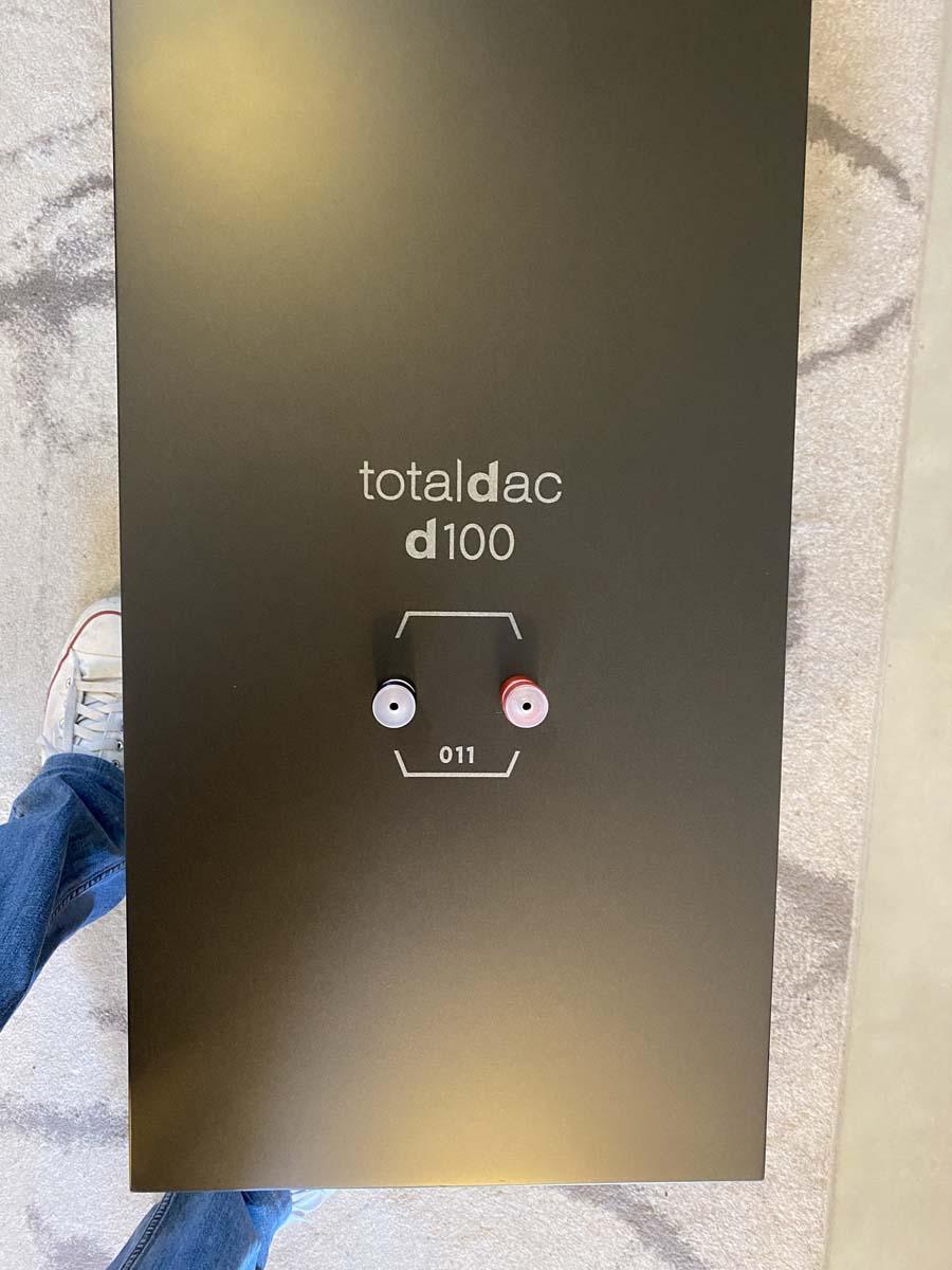 TotalDAC d100 loudspeaker review 5