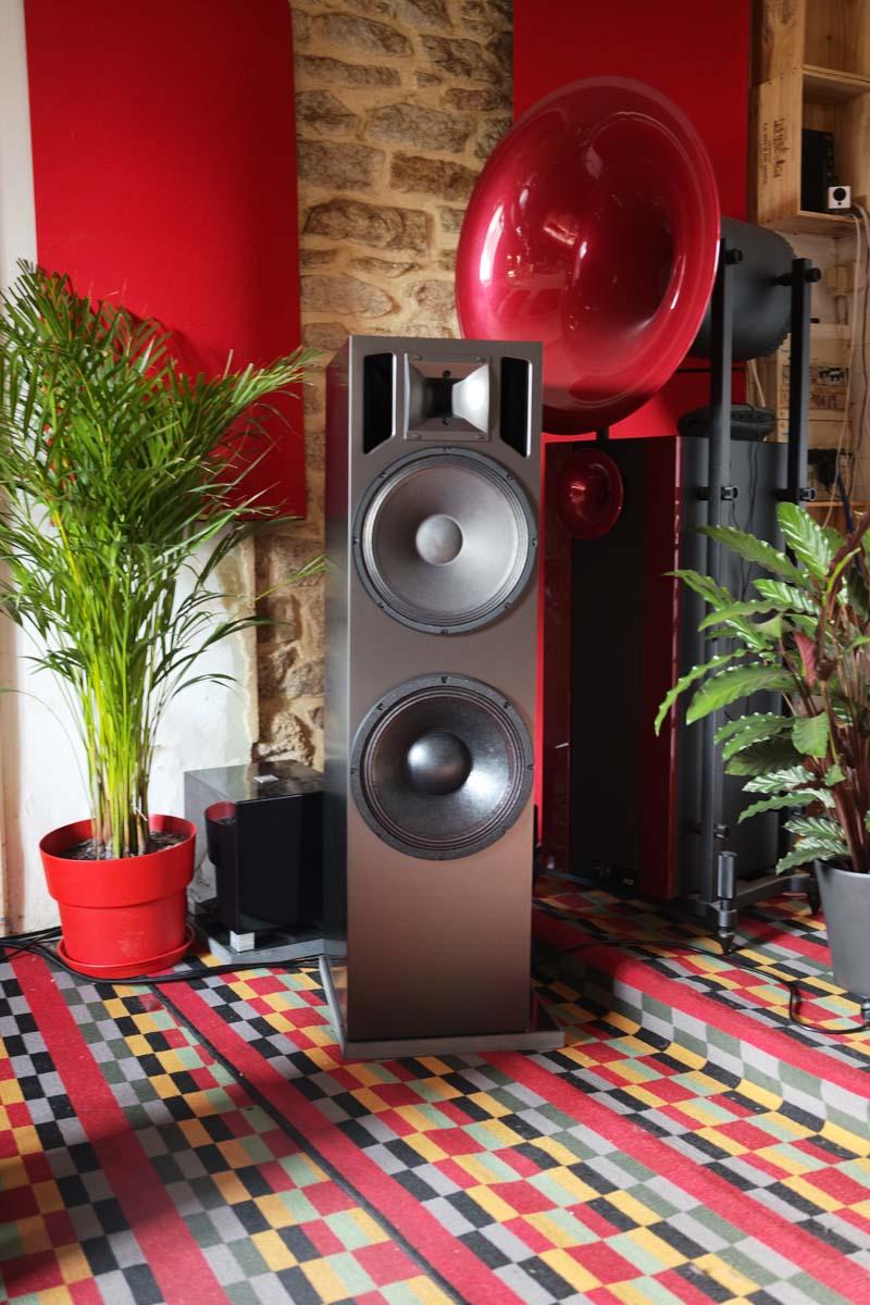 TotalDAC D100 Loudspeaker Review 6