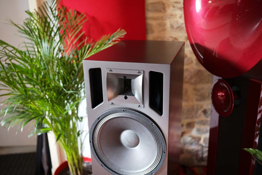 TotalDAC D100 Loudspeaker review 3